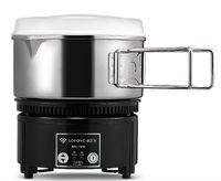 0.9L cuisinière à induction globale générale Mini 110-240V électrique portable universel Voyage Cooker pour un voyage électrique Cuisinière Voyage bagages à