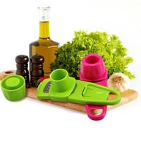 متعددة الوظائف الزنجبيل الثوم الصحافة طحن المبشرة المشرق القطاعة مصغرة القاطع المطبخ أدوات الطبخ أدوات أدوات ايوسينز to278