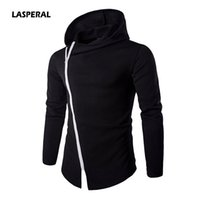 Wholesale- LASPERAL 2017 Fashion Hoodies Men Sudaderas Casua...
