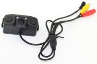 170 درجة صوت المنبه سيارة عكس النسخ الاحتياطي كاميرا الرؤية الخلفية وقوف السيارات نظام الرادار ، وكاميرا الرؤية الخلفية + 2 أجهزة الاستشعار