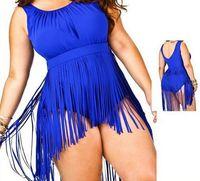 بالإضافة إلى حجم شرابات المرأة بيكيني ملابس السباحة مبطن رفع زائد حجم ملابس السباحة هامش المايوه