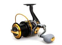 2017 Новый большой размер Surf Casting Reel Long Shot Wheel Дистанционное колесо Spinning Reels Морская рыбалка 13 Подшипник 8000/9000