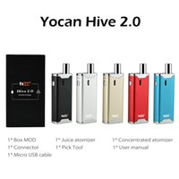 Yocan Hive 2. 0 Vape Mods Kit E Cigarettes Starter Kits With ...