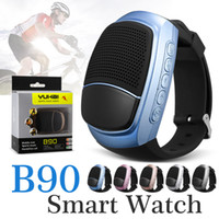 B90 Smart Watches Bluetooth Speaker Supports FM Radio Handsf...
