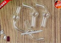 Kostenloser Versand Großhandel Shisha Zubehör - Shisha DIY Zubehör [ändern] Topf spezielle Glas Saugmund, große besser