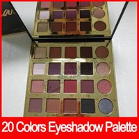 Fashion 20 Colors Eyeshadow palette in Bloom Clay Palette Ey...