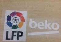 2014- 2015 La Liga Player Version LFP Patch and BEKO Sponsor ...