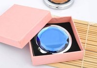 100pcs Wedding Favor Mixed Cosmetic Pocket Compact Stainless...