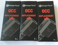 Kanger Vertical Subtank OCC Coil Upgraded 0. 15ohm 0. 2 0. 5 1....