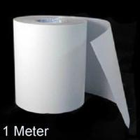 2016 Hotfix Film Adhésif 1M Longueur 24cm Large Mylar Bande Super Qualité PVC Strass Motif Hotfix Papier De Transfert