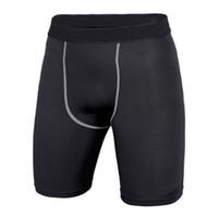 Nouvelle arrivée Hommes secs rapide Sous-vêtements Cyclisme Courtiers courts Courts Compression Skin Compression Sport Shorts Livraison Gratuite