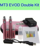 EVOD MT3 Kit Double Kits eGo Starter Kit electronic cigarett...