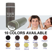 Toppik Black Brown Light Brown 10 Colors Hair Loss Care Fibe...