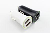 3.1A USB Dual-Auto-Ladegerät Doppel-USB-Auto-Ladegeräte-Adapter für Handys