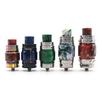 Colorful Resin Replacement Tube Caps Big Capacity For TFV8 B...