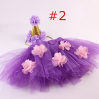 ins infant tutu skirts baby girls crown headbands + newborn ...