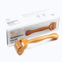 Free Shipping 192 needles derma roller MT dermaroller Microneedle roller Skin Treatment Meso Roller For Acne Scar 0.2-3.0mm