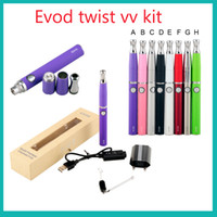 EVOD Twist VV Starter Kit with M7 Skillet Wax Vaporizer 650 ...
