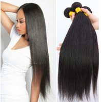 "Wholesale mix lenght 12- 28"" Unprocessed Hair Peruvian V..."
