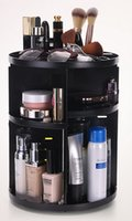 NEW ARRIVAL COSMETIC ORGANIZER 360° Rotary receiving frame 3...