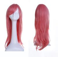 Мода новые сексуальные женские длинные груша цветок волос парики полный парик партии Cosplay необычные платья костюм парики 15 цветов