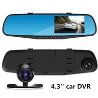 Araba DVR Kaydedici araba dvr kamera Full HD 1080 P araç dvr kaydediciler Gece Sürüm Geniş Açı Lens Dvr atp227