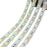 LED-Streifen 5m Set 5630 5050 3528 SMD 60led LED-Streifen-Licht Wasserdichtes Flexiable LED-Streifen 300LED kühle reinen Warm Weiß Rot Blau