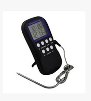 Pişirme araçları Çok Fonksiyonlu elektronik termometre ekran dijital termometre probe tipi gıda