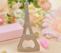 100pcs / lot LIVRAISON GRATUITE NOUVELLY NOUVELLY NOUVELLY HOME PARTY OPTEURS The Eiffel Tower Worker Faveurs de mariage, Coffret cadeau Emballage