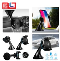 Car Dash window mount with Car Wireless Charger for phone su...