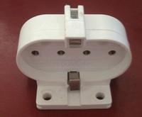 Bases 2G11 lámpara @ Soportes de Lámparas de luz UV Socket del tubo de luz