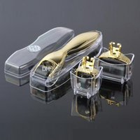 derma Nadelrolle 180/600/1200 Nadeln 3 in 1 Derma Roller für Heim und Salon verwenden Mikronadel-Derma Roller