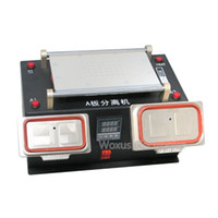 3 في 1 متعددة الوظائف الحافة الإطار الأوسط فاصل آلة التسخين محطة فراغ فاصل LCD لتجديد سامسونج LCD