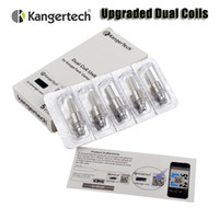100% Original Kanger Upgraded Dual Coils for kangertech aero...