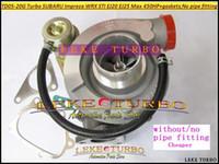 Großhandel TD05-20G TD05-20G-8 TD05 20g Turbo Turbolader für Subaru Impreza WRX STI EJ20 EJ25 MAX 450HP Dichtungen; Ohne kein Rohrfitting