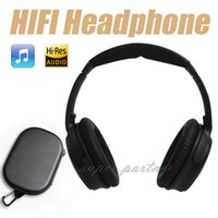 Hot sale! Noise cancelling Sound Reality AAA quality wired h...