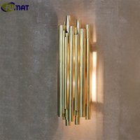 FUMAT Modern Nordic Wall Lamp Bedroom Wall Mounted Light Fix...