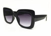 Mode 0083 Beliebte Sonnenbrille Luxus Frauen Marke Designer 0083s Quadratischer Sommer Stil Vollbild Top Qualität Mischfarbe Kommen Sie mit Kiste