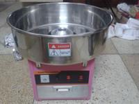 Envío libre ~ 110 V 220 V Comercial máquina de algodón de algodón de azúcar de buena calidad