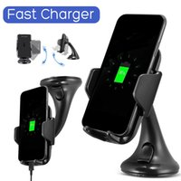 Fast Charger Wireless Car Charger For iPhone X Charging Pad ...
