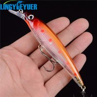 1PCS Floating Minnow Fishing Lure Laser Hard Artificial Bait...