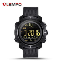 LEMFO LF19 Smart Watch Passometer Smart Clock Bluetooth Sync...