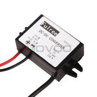 5 teile / los DC 8-50 V 12 V / 24 V zu 5 V 3A 15 Watt USB Auto Ladegerät Buck Converter USB Eine Weibliche Adapter Stecker mit Ohr # 090185