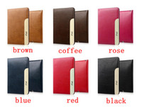 Business Leather Cover Case for iPad 2 3 4 Air 1 2 iPad Mini...
