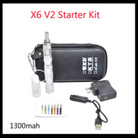 2015 X6 V2 KTS Starter Kit with 1300mAh Variable Voltage X6 ...