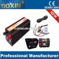 3000W Watts LED display 12v to 220v Power Inverter+ Charger &...
