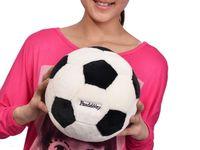 """8 """"(20 cm) Futbol Dolması Hayvan Peluş Yumuşak Oyuncak"""