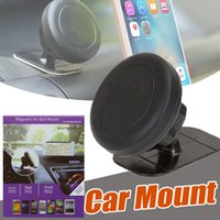 Universal Magnetic Car Mount Stand Holder Dashboard Magnet P...