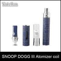2015 Newest Snoop dogg III replacement dry herb head vaporiz...