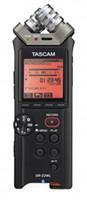 Tascam DR-22WL Tragbarer Handheld-Recorder mit WLAN - Gebündelte tragbare Recorder auf Lager versandkostenfrei